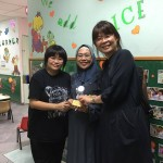Thank you! PCF Tampines Blk 261 for your kind donations for our SAM fund raiser for 5 years and more!