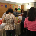 Our SPH Finance team volunteers doing their part for charity :)