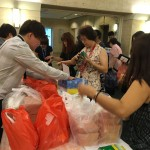 SPH Finance Division Volunteers with their adopted charity, Compassion Fund!