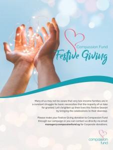 Festive Giving